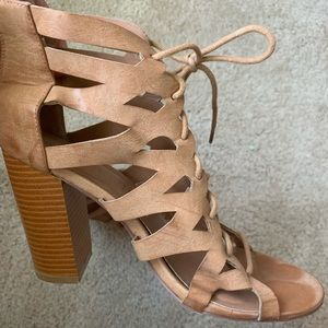 Shoes - Altar'd State block heels